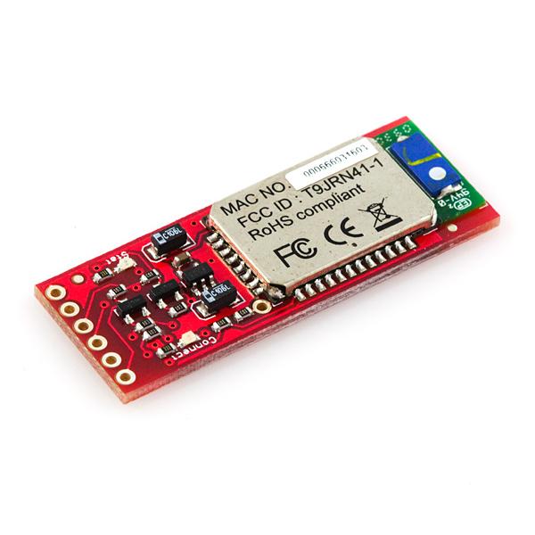 Conector Bluetooth Mate Gold pentru Arduino (clasa 1, 100 metri)