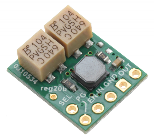 Regulator 2.5-9V Step-Up Step-Down Voltage Regulator Cutoff ajustabil S9V11MACMA