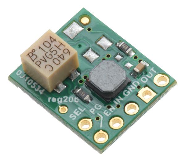 Regulator 3.3V Step-Up Step-Down Voltage Cutoff ajustabil S9V11F3S5CMA