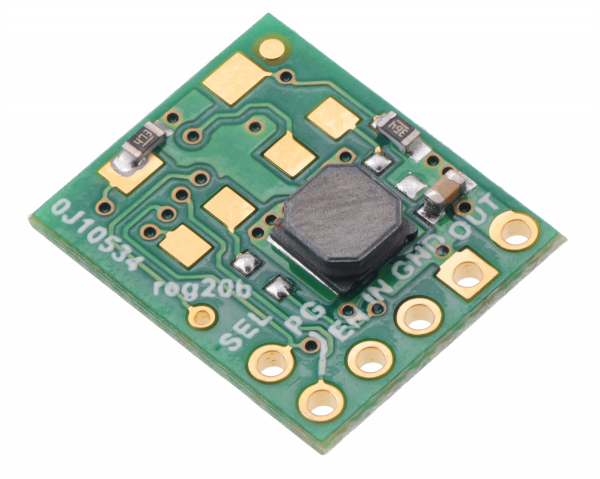 Regulator 3.3V(5V) Step-Up Step-Down Cutoff S9V11F3S5C3