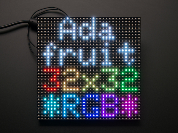 Matrice LED RGB 32x32
