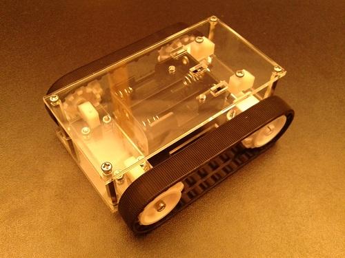 Robot Senile Competitie