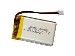 Acumulator LiPo - 3.7v 800mAh