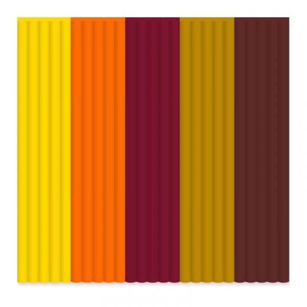 Set filamente PLA 3Doodler - multicolor MIX10 Fall Foliage