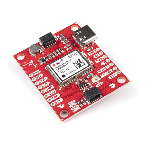 Breakout GPS SparkFun NEO-M8U cu UDR