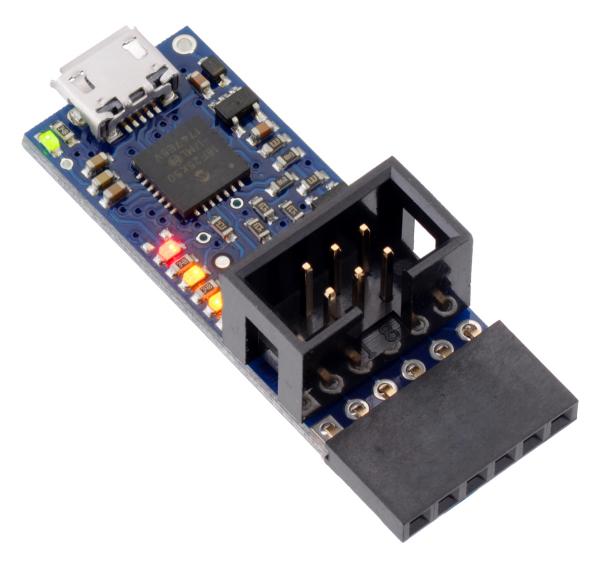 Pololu USB AVR Programator v2.1
