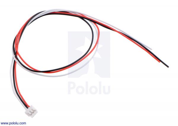 Pololu cablu JST ZH pentru senzorii de distanta Sharp GP2Y0A51