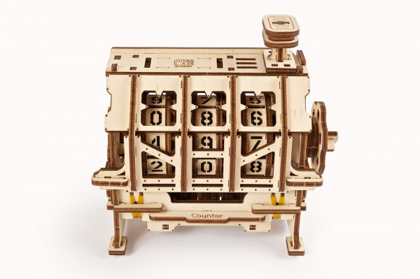 Puzzle mecanic 3D STEM Ugears Contor