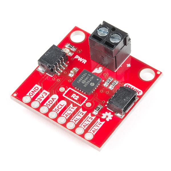 SparkFun MCP9600 breakout amplificator termocuplu (terminatii surub)