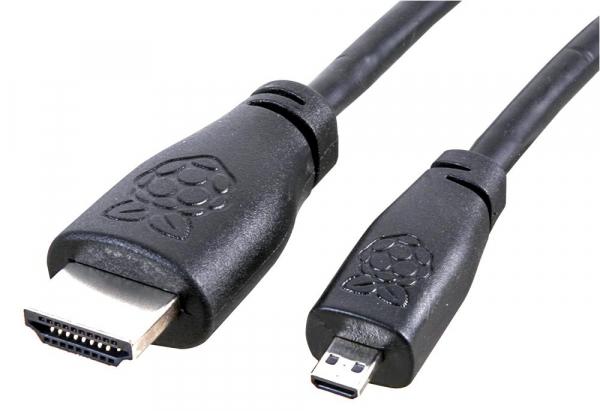 T7732AX cablu micro HDMI pentru Raspberry Pi
