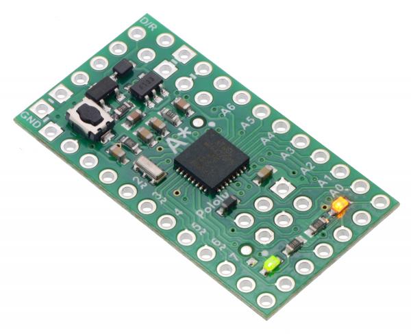 A-Star 328PB Micro - 3.3V, 8MHz compatibil Arduino