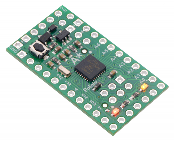 A-Star 328PB Micro - 5V, 20MHz compatibil Arduino