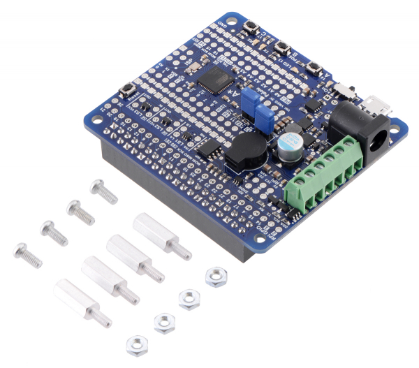A-Star 32U4 Robot Controller LV cu Raspberry Pi Bridge