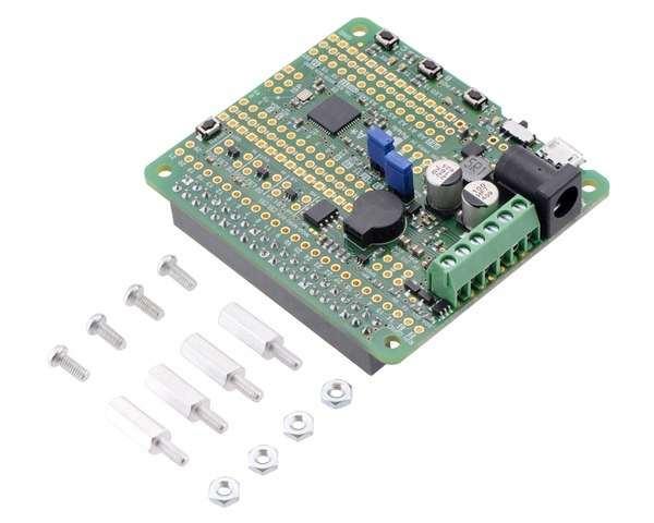 A-Star 32U4 Robot Controller SV cu conector pentru Raspberry Pi