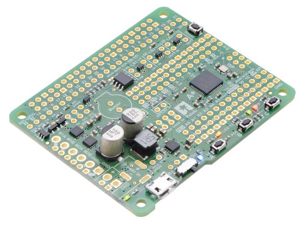 A-Star 32U4 Robot Controller SV pentru Raspberry Pi (Fara conectori)