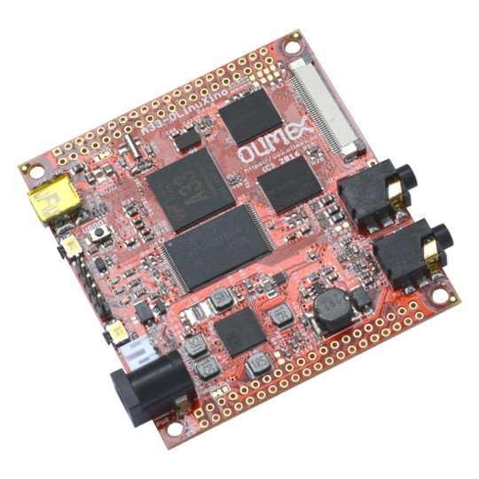 A33-OLinuXino-4GB