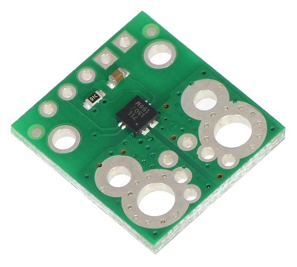 Senzor curent ACS711EX -15.5A - +15.5A