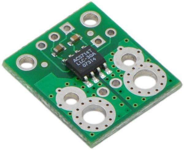 Senzor curent ACS714 -30A +30A