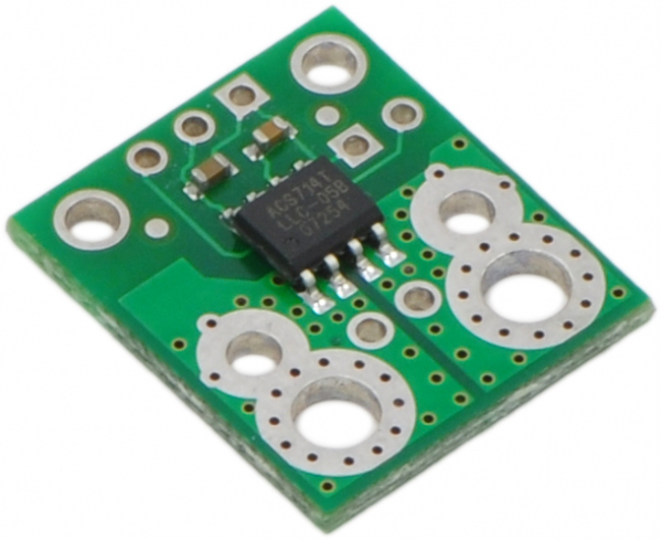 Senzor curent ACS714 - 5A + 5A