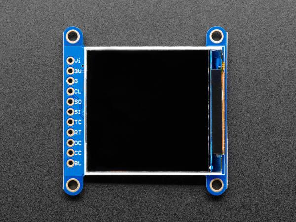 Display TFT LCD Adafruit ST7789 de 1.54 , 240x240 pixeli, slot microSD