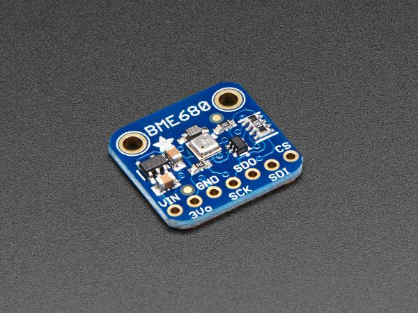 Adafruit BME680 - Temperatura, Umiditate, Presiune Gaze