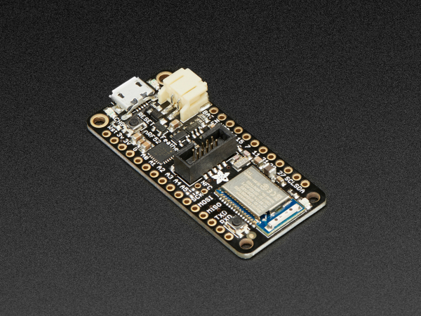 Adafruit Feather nRF52 Pro cu myNewt Bootloader - nRF52832