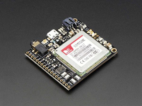 Adafruit FONA 3G Cellular + GPS Breakout - versiunea Europeana