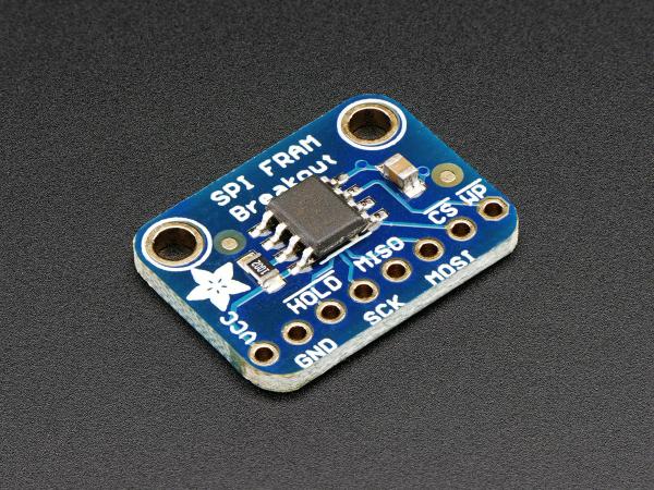 SPI Non-Volatile FRAM - 64Kbit 8KByte