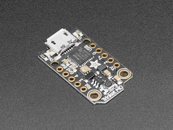 Adafruit Trinket M0 - CircuitPython Arduino IDE