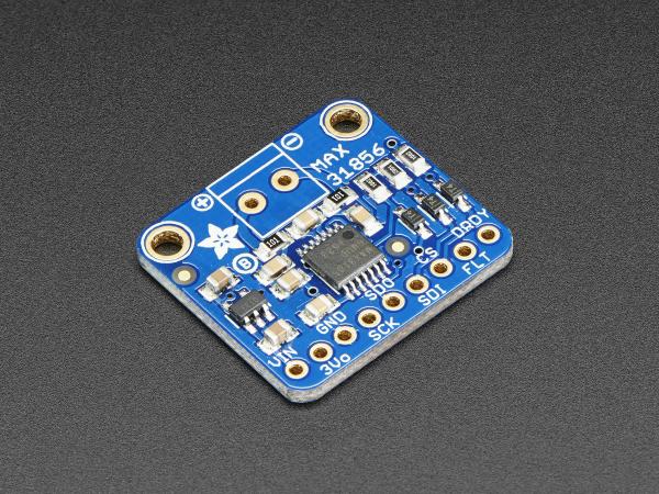 Amplificator MAX31856 pentru termocuple