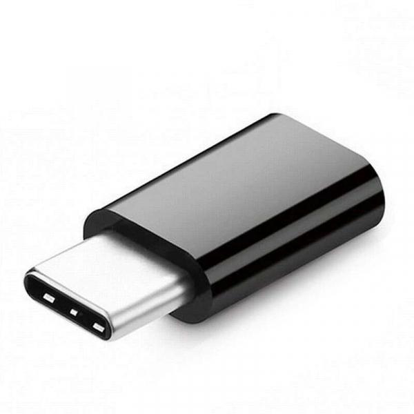 Adaptor micro (mama) to USB -C (tata) pentru Raspberry Pi 4
