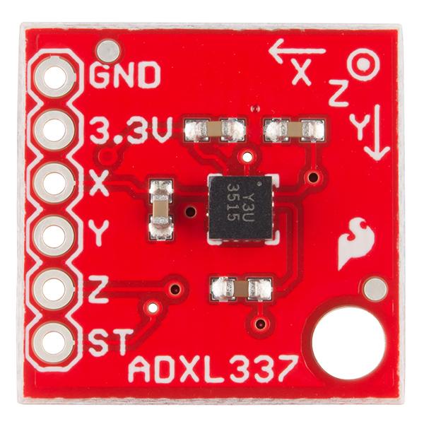 Accelerometru ADXL337 Breakout