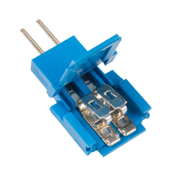 Conector Tata 2 pozitii Clincher Amphenol FCI