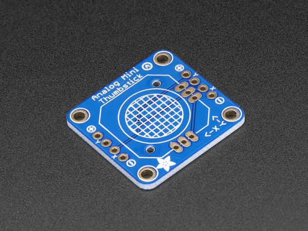 Analog Mini Thumbstick Joystick Breakout Board