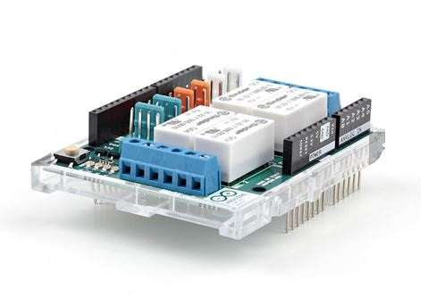 Shield Arduino 4 relee