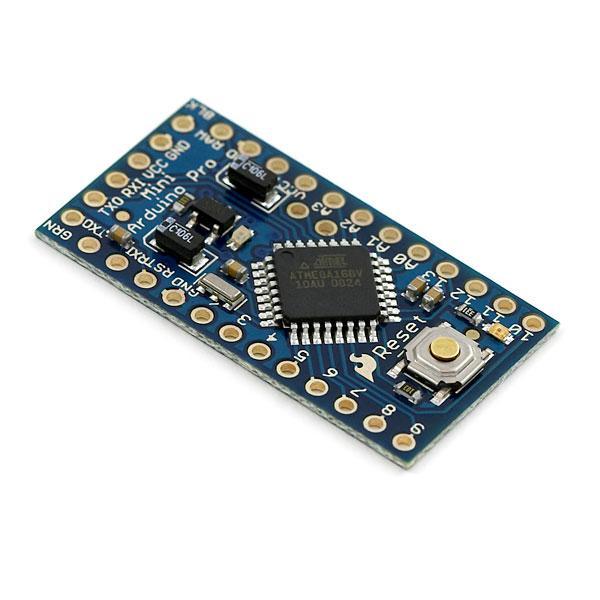 Arduino Pro Mini 328 - 3.3V 8MHz