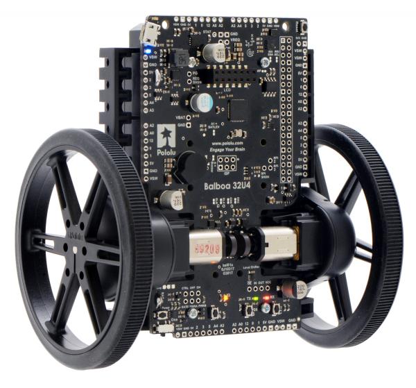 Balboa 32U4 Self Balancing Robot Kit (Fara motoare si fara Roti)