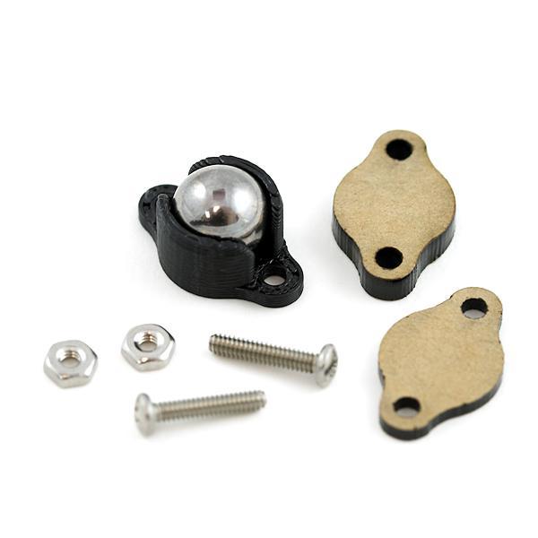 Ball Caster 9.5 mm