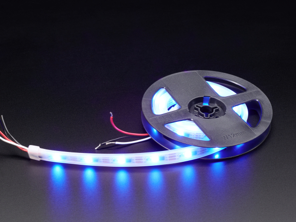 Banda LED UV cu 32 LED m Adafruit NeoPixel