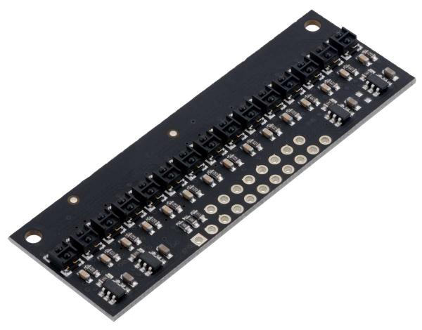 Bara senzori linie 15 digitali QTRX-HD-15RC