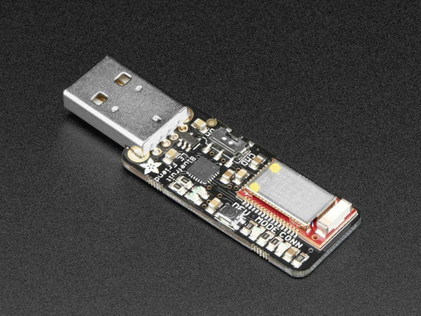 Placa adaptor Bluefruit LE Friend - Bluetooth Low Energy (BLE 4.0) - nRF51822 - v3.0