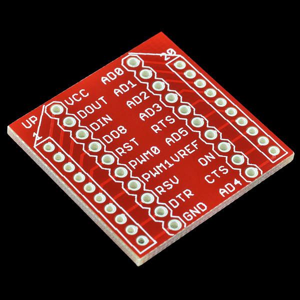 Breakout Board pentru modulul XBee