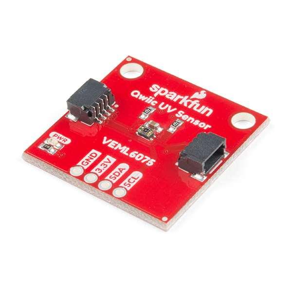Breakout senzor UV SparkFun VEML6075 (Qwiic)