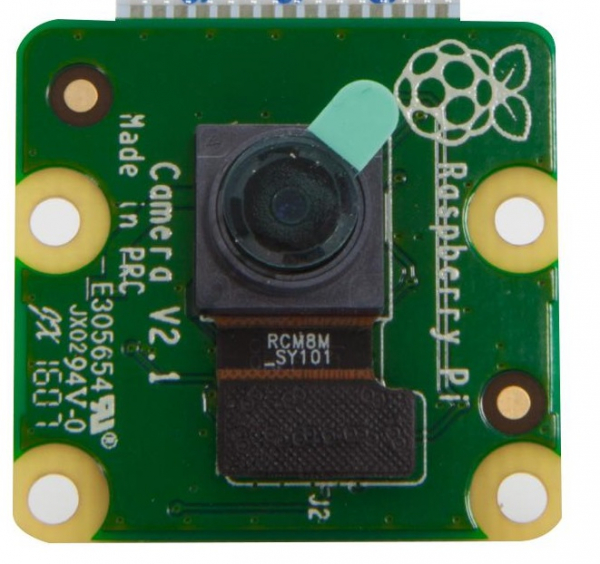 Camera Video Raspberry PI versiunea 2