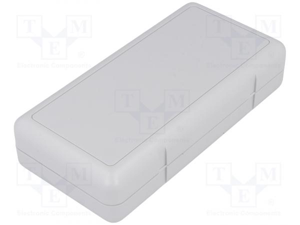 Carcasa universala din plastic Teko Soap 10008.5 - Gri deschis