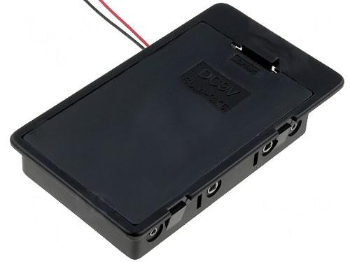 Cutie 6 Baterii AA, cu cablu