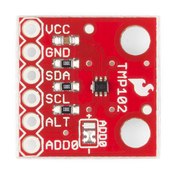 Senzor de temperatura - TMP102