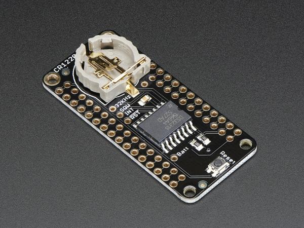 DS3231 RTC FeatherWing - RTC