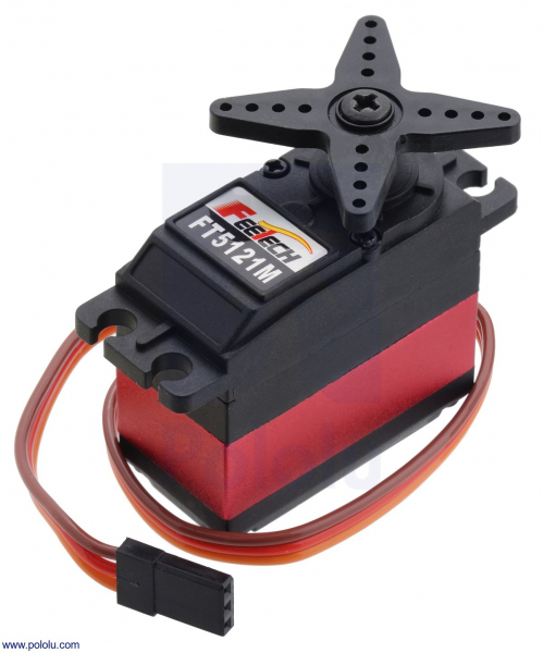 FEETECH High-Torque, High-Voltage Digital Servo FT5121M