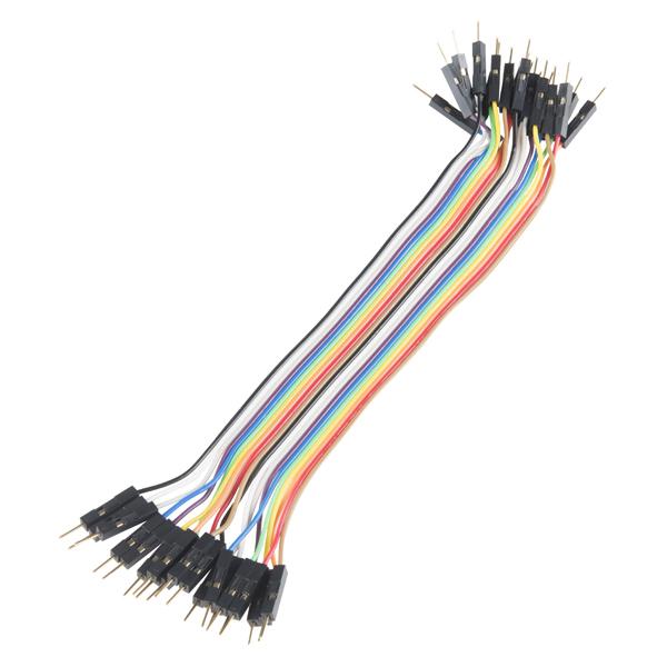 Fire conexiune tata - tata (10 bucati) 20cm